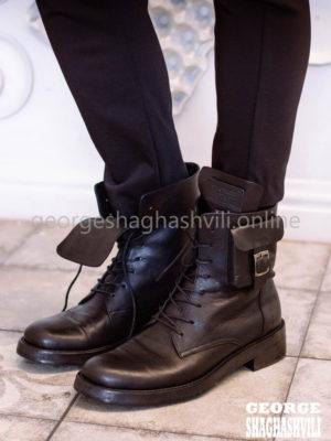 ботинки мужские Шагашвили_новый размер